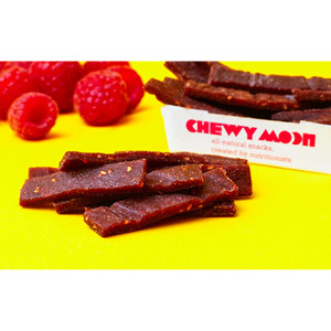 Chewy Moon Fruit Snack Raspberry