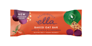 Deliciously Ella Oat Bar Apple, Raisin & Cinnamon