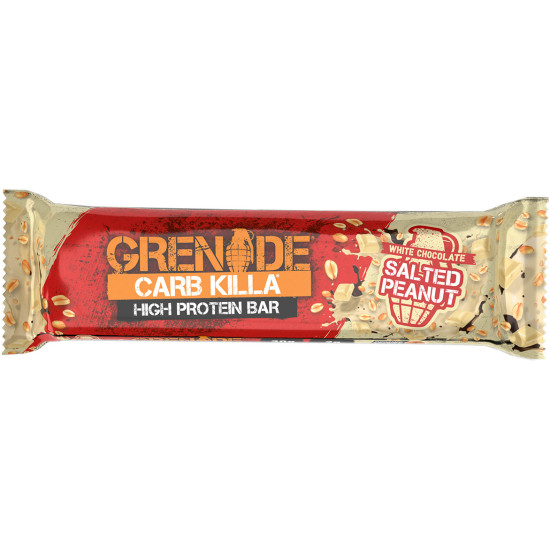 Grenade Carb Killa White Chocolate Salted Peanut