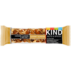 Kind Energy Bar Caramel Almond & Sea Salt