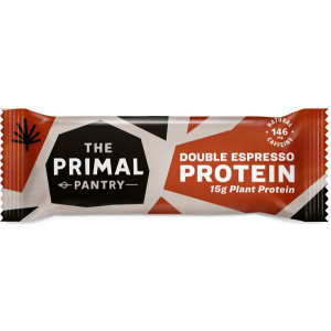 Primal Pantry Protein Bar Double Espresso
