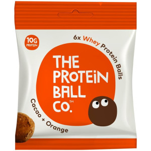 Protein Ball Co Whey Balls Cacoa + Orange