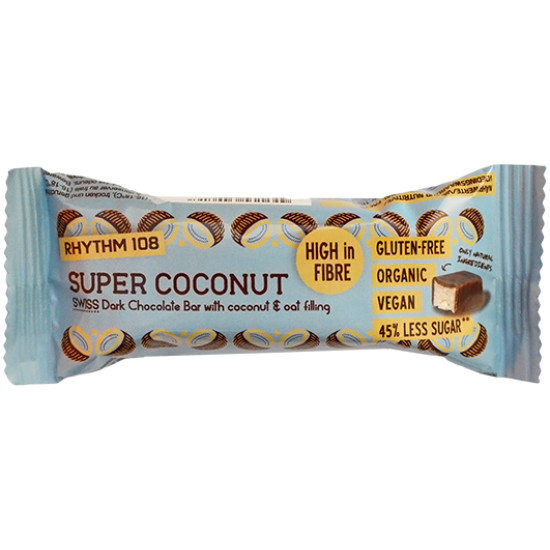 Rhythm 108 Energy Bar Coconut