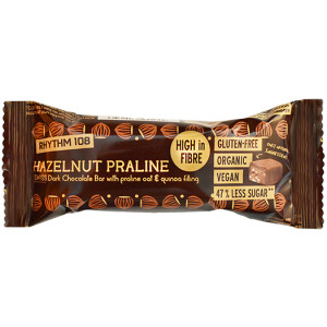 Rhythm 108 Energy Bar Hazelnut