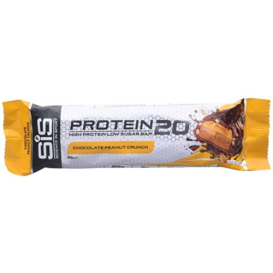 SiS PROTEIN20 Chocolate Peanut Crunch