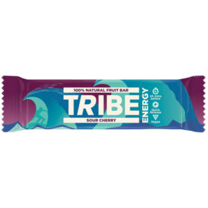 TRIBE Energy Bar Sour Cherry