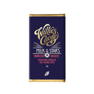Willie's Cacao Milk of the Gods 44% 26g